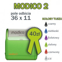 Pieczątka Modico 2