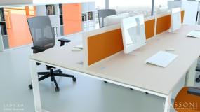 Meble biurowe nowoczesne MASSONI