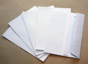 Koperty Samoklejące C4, C5, C6, B4,B5, DL