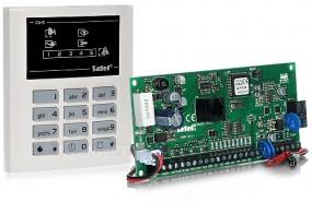 Centrala alarmowa CA5 KPL z klawiaturą LED S SATEL CA5