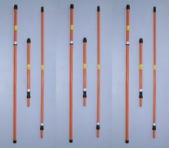 Drążek elektroizolacyjny do 400 kV UDI-400-B