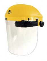 Osłona twarzy z naczółkiem chroniąca przed łukiem elektrycznym VISO