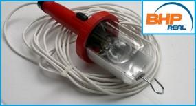 Lampa bezpieczeństwa wodoszczelna  24V/60W