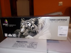 TONER BLACK HP-85A