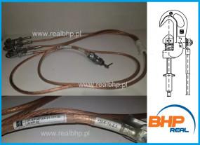 Uziemiacz uniwersalny na przewody i szyny U3-O/P-WT-2/A-3/1-13/1-50-(I)(WR-2z)