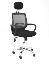 Krzesło biurowe Ergoformat Director Black+Grey
