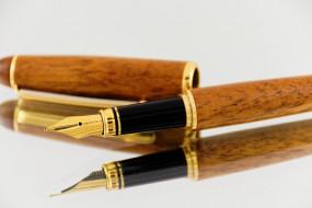 Eleganckie pióra i długopisy