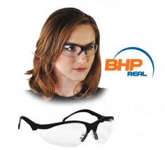 Bezbarwne okulary ochronne Klondikie