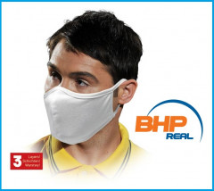 Maska higieniczna wielokrotnego użytku SAFER